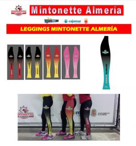 Leggings Mintonette Almería