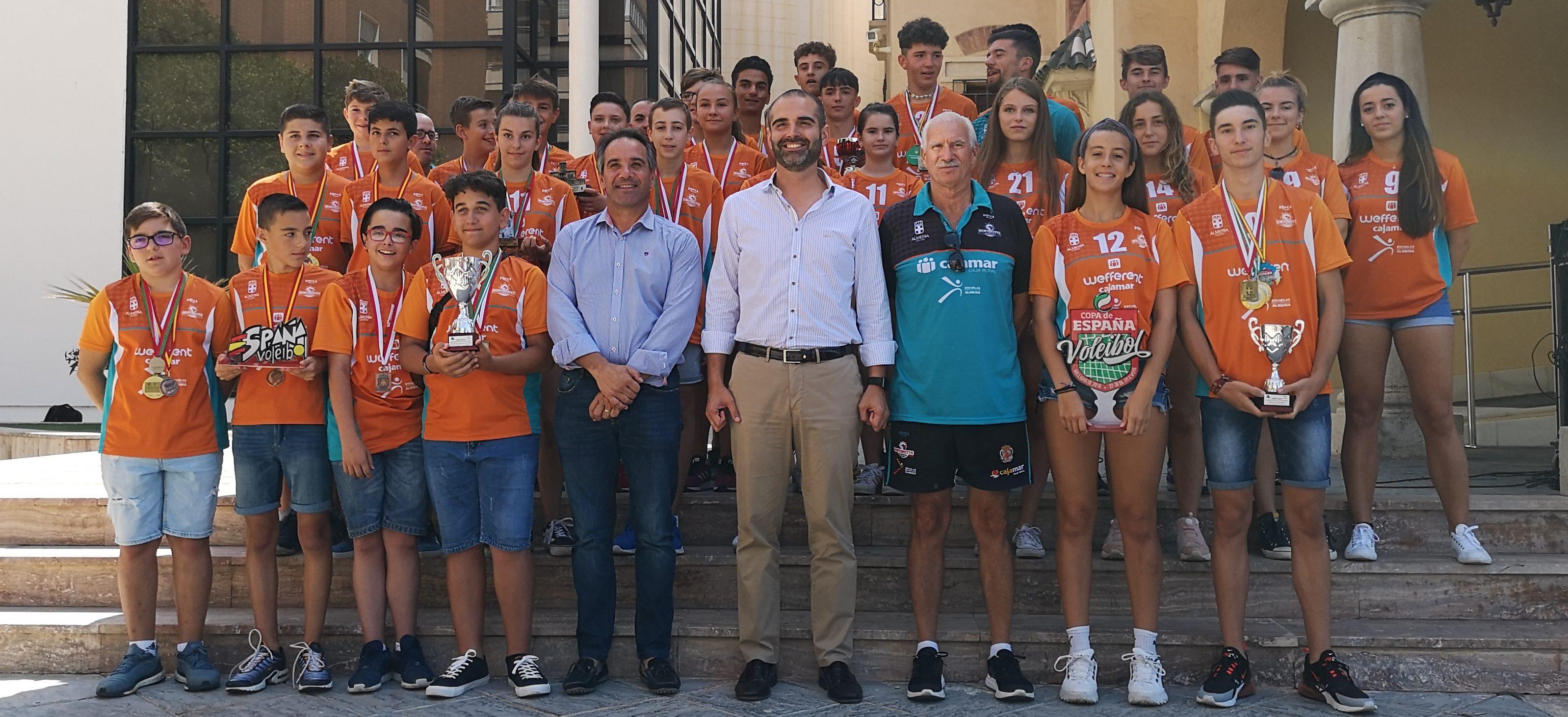 Club Deportivo Mintonette Almería