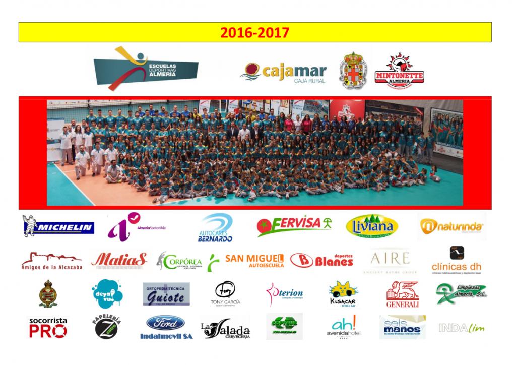 Resultados 2016 - 2017