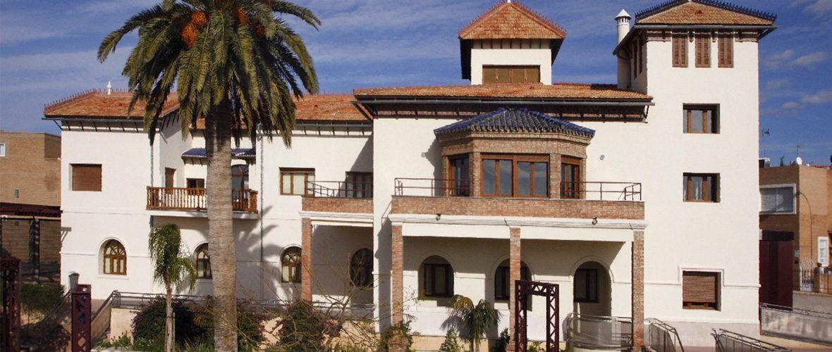 Casa del Cine - Almería.