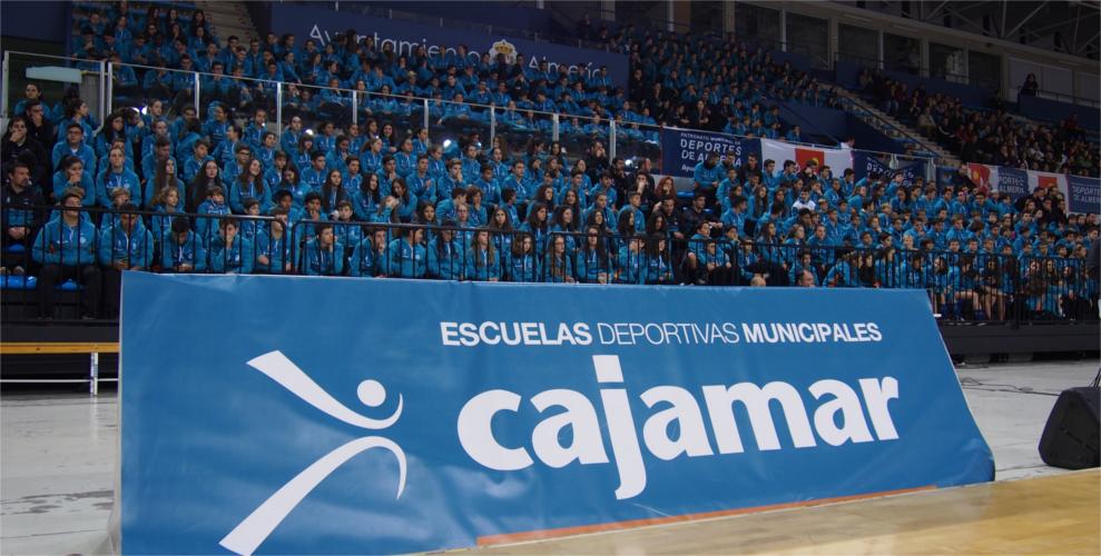 Escuelas Deportivas Municipales Mintonette Almería.