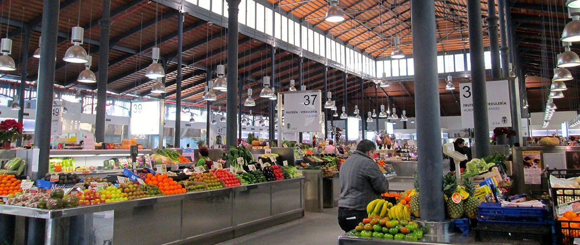 Mercado Central - Almería.