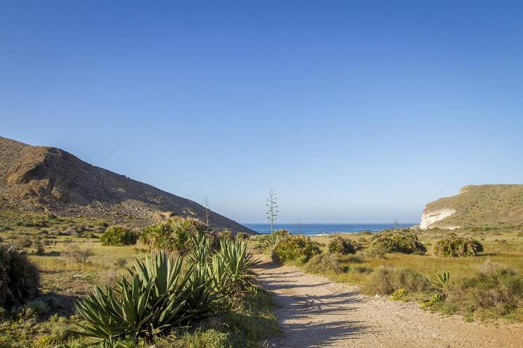 Parque Natural Cabo de Gata - Almería.